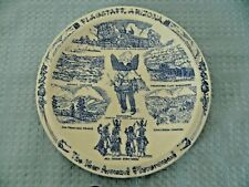 Vernon Kilns Historical Lithograph Plate, Flagstaff, Arizona