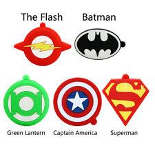 32GB Cartoon USB Flash Drive Batman Badge Superman Pendrive Memory Stick Gift