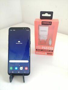 Samsung Galaxy S8 Plus 64gb Negro Libre