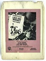 Alice Cooper Lace and Whiskey 8-track Tape Club Edition! Hard Rock Sound!