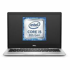 "Dell Inspiron 13 7370 13.1"" 256GB SSD 8GB RAM Laptop - Silver"