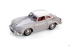 Porsche 356 Hard Top 1952 Silver 1:43 Model R314-02 BRUMM