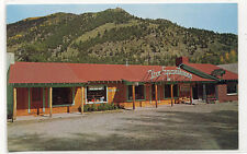 The Sportsman Sporting Goods Store Lake City Colorado postcard