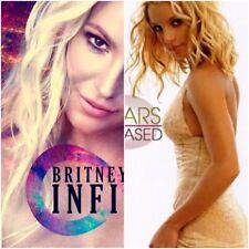 Britney Spears - INFINITY:Vol 1 &2  (2 Cd's)