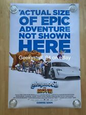 Playmobil DS Theatrical Movie Poster 27x40