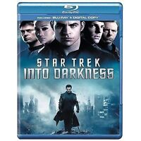 Star Trek Into Darkness (Blu-ray + Digital Copy) [Region Free] New & Sealed