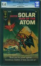 Doctor Solar Man of the Atom #24 CGC 9.4 -- 1968 - Savannah Pedigree #0914820003