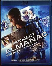 Project Almanac  Blu-ray di Fantascienza