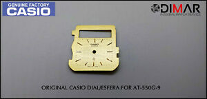 Replacement Vintage Original Sphere / Dial Casio For AT-19.4oz-9