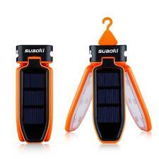 Suaoki Portátil LED plegable luz USB linterna recargable DESDE ESPAÑA!!