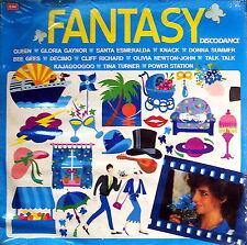 FANTASY DISCO DANCE Autori Vari (Queen/D.Summer/Talk Talk/Bee Gees) LP SIGILLATO