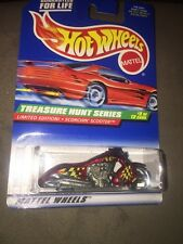 Hot Wheels 1998 Treasure Hunt Scorchin' Scooter Th Super Looking Piece
