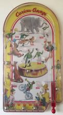Schylling Curious George Pinball Toy New Free Shipping