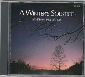 WINDHAM HILL, A WINTER'S SOLSTICE VOL 1, CD, 1985