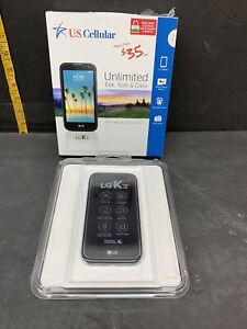 """LG K3 2017 8gb Prepaid (US Cellular *Ready Connect Plans* ONLY) 4.5"""" VGA Display"""