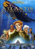 Atlantis: The Lost Empire [New DVD]
