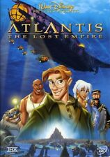 Atlantis: The Lost Empire [New DVD]