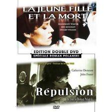 LA JEUNE FILLE ET LA MORT + REPULSION - 2 DVD