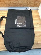 "Medium Black Rope Bag 25"" X 10"" For Rescue/ Climbing/Caving Rope Storage HH-1"