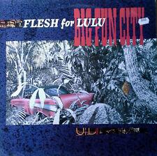 FLESH FOR LULU - BIG FUN CITY - STATIK LP - U.K. PRESSING - 1985 LP