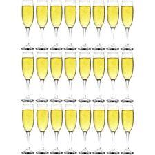 Dishwasher Safe Vintage/Retro Champagne Flutes Glasses