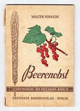 Beerenobst * Walter Poenicke * 1949