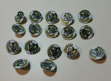 17 Springfield Falcons Hockey Hat Team Lapel Metal NEW Pins #22