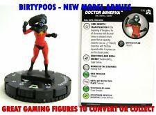 Marvel Heroclix Avengers Black Panther & The Illuminati #036 Doctor Minerva NEW