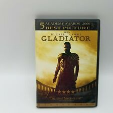 Gladiator - Russell Crowe Dvd Used Good
