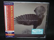 KATATONIA The Fall Of Hearts + 1 JAPAN CD + DVD (LIMITED EDITION) Bewitched