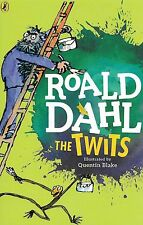 'The Twits' Paperback Book by Roald Dahl