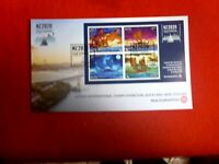 New Zealand  NZ2020 STAMP EXHIBITION  KUPE NAVIGATOR MINI SHEET COVER 21 MAR