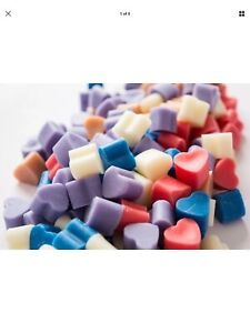 100 Highly Scented Soy Wax Melt HANDMADE PerfumeScents Free P&P