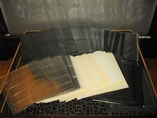 Lindner Omnia  Einsteckblätter mit 1 - 8 Taschen pro Seite, 159 Seiten