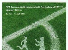 Panini FIFA World Cup 2011 Germany Women Sticker #10 Berlin Up