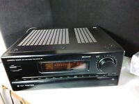 Onkyo Stereo Receiver TX-SV909PRO AM/FM Phono Original Box And manuals Awesome