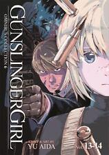 Gunslinger Girl Omnibus 6, Aida, Yu, Acceptable Book