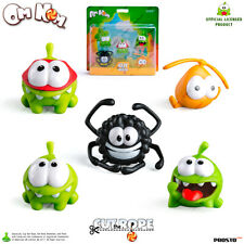 PROSTO Toys Cut the Rope 201405 Collection Figure, Set (5 pc), Cartoon Character