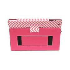 NEW Kyasi London All Business Tablet Case for Apple iPad 2 3 or 4 Wobbly Pink