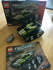 Lego Technic 42065 kleiner Kettenbuggy inkl. Powerfunctions komplett in OVP