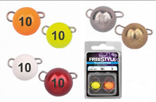 Spro Freestyle Tungsten Bottom Jig *All Colours And Sizes* NEW Lure Fishing Jig