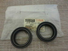 YAMAHA FORCELLA Paraolio dt80 lc1 dt125 LC rd350 LC rd350f xs500 SEAL FRONT FORK