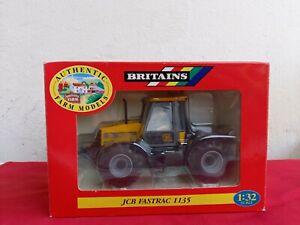 tracteur  jcb fastrac 1135 britains