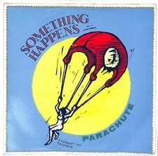 "Something Happens - Parachute - 7"" Record Single"