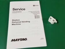 Maytag Skybox Vending Machine Compressor Starter Relay + Service Manual