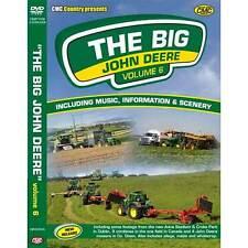 The Big John Deere VOL 6 DVDs New/Farming/Tractors/Irish/Ireland/Country