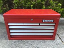 Tool Chest  Sidchrome 6 drawer. Great Condition