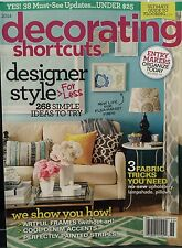 Decorating Shortcuts Designer Style for Less Flea market #88 2014 FREE SHIPPING