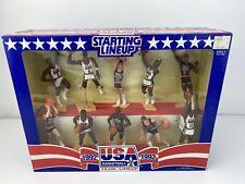 1992 Starting Lineup USA Basketball Olympic Box Set New Dream TeamSLU Jordan