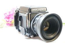 Mamiya RB 67 Pro + KL 127mm 3.5+ Magazin 120